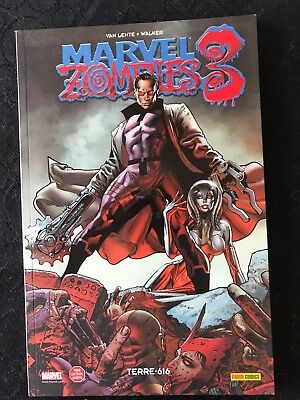 MARVEL ZOMBIES Volume 4 : TERRE - 616 Collection 100% MARVEL