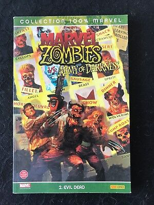 MARVEL ZOMBIES Volume 2 : ARMY OF DARNESS Collection 100% MARVEL