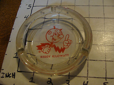 original REDDY KILOWATT ashtray