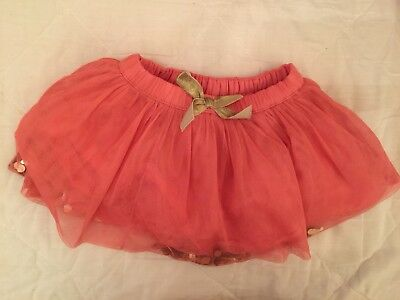 Baby Girls 0-3 Months NEXT Party Skirt
