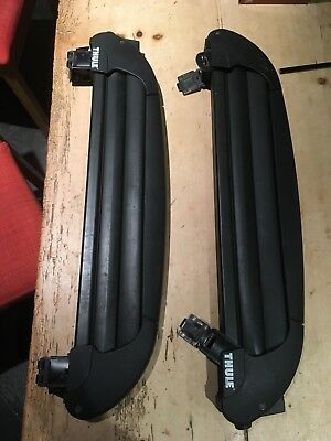 Thule Ski Carrier fits square bars keys included