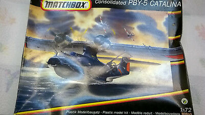 Consolidated PBY-5 Catalina MATCHBOX Maßstab 1/72