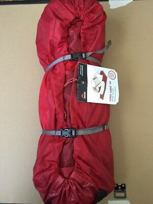 BRAND NEW  MSR Hubba Hubba NX 2 Person Backpacking Tent