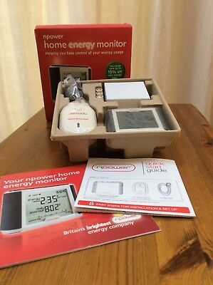 NPower Home Energy Monitor