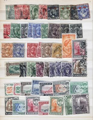 (943709) Small lot, Classical, Zanzibar