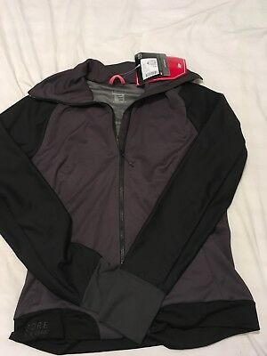 Gore Bike Wear power trail lady windstopper jacket size 36