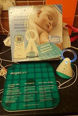 Angelcare AC401 Movement Only Baby Monitor Sensor Pad Mat