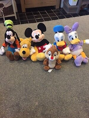 Mickey Mouse Clubhouse Soft Toys