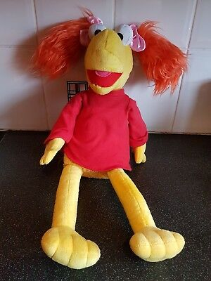Fraggle Rock Red Soft Plush Toy  (17`inch)