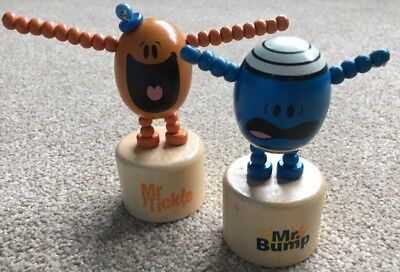 Mr Bump And Mr Tickle