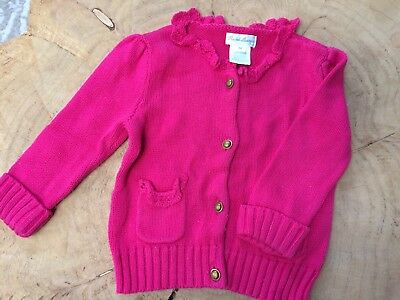 Ralph Lauren Girls/ Toddler Cardigan Pink Age 9 Months