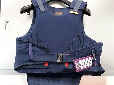 Airowear Reiver Horse Riding Body Protector Adult  2009 Level 3 BNWT