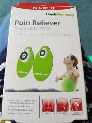 Lloyds Disposable and Portable Tens Pain Reliever