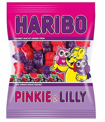 "2x 200g Bags HARIBO "" Pinkie & Lilly""  New and Fresh from Germany"