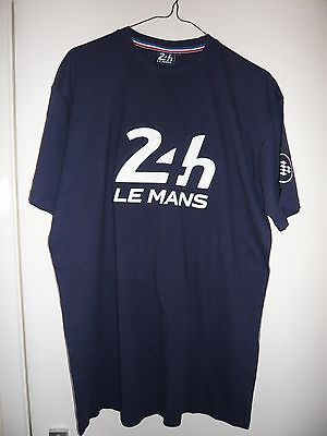 Le Mans 24hr T Shirt New with Tags Genuine & Licensed