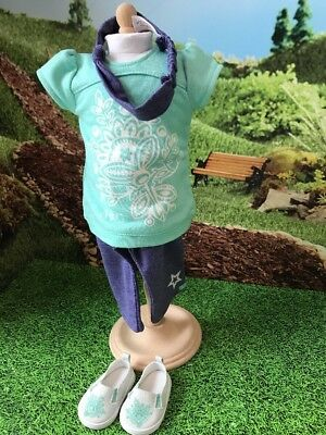 American Girl Tropical Bloom Outfit