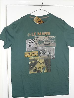 Le Mans 24hr T Shirt Licensed Product New with Tags