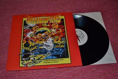 """the hellacopters """"live sweden 2008"""" LP (mint)"""