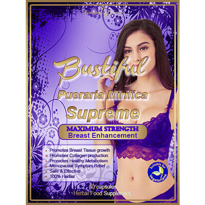 Bust/breast Enhancement - Max Strength - Fuller Firmer Breasts Naturally