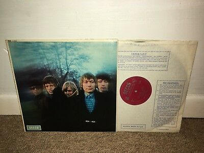 THE ROLLING STONES Between The Buttons LP UK 1st Press!