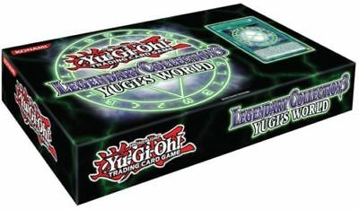 Yu-Gi-Oh! Legendary Collection 3 Reprint Box - Yugi's World