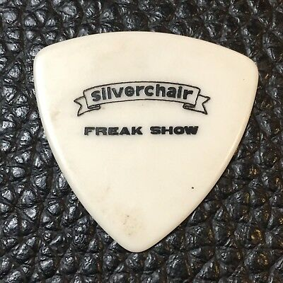 Guitar Pick - Silverchair - Real Tour Guitar Pick