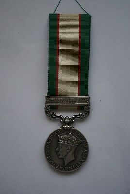 1936 India General Service Medal to a driver in the 2-13th Frontier Force Rifles