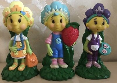 Fifi And The Flowertots Figures / Cake Decorations