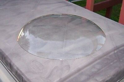 ORIGINAL PAM CLOCK parts bubble glass for ADVERTISING CLOCK