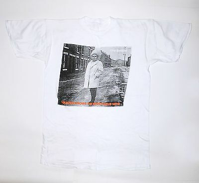 Vintage The Smiths Heaven Knows I'm Miserable Now shirt 80s
