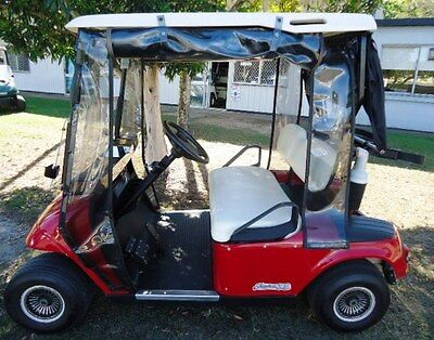 GOLF BUGGY / CART 2005 E-Z-GO TXT  Freedom SE, NEW Trojan batteries, Lots extras