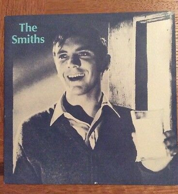 "The Smiths 7"" single What Difference Does It Make"