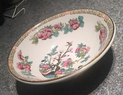 """Vintage Maddock Indian Tree 6"""" Bowl Dessert Pudding Soup More Available"""