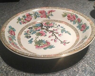 """Vintage Maddock Indian Tree 7.5"""" Bowl Soup Pasta Dessert More Available"""