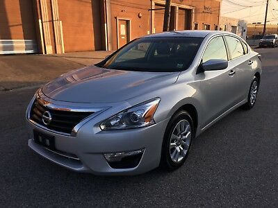 2014 Nissan Altima 2.5 S 2014 Nissan Altima 2.5 S Automatic Super Clean One Owner!