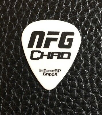 New Found Glory - Real Tour Guitar Pick