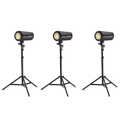 Jinbei 3 x EFL-200 Continuous 3200K LED Interview / Casting Lighting Kit