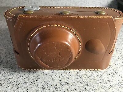 Vintage Argus C3 Camera  With Case