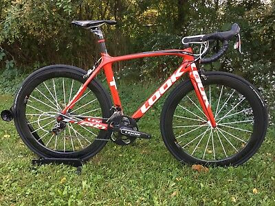 Look 695 Superlight Road Bicycle Carbon Road Bike