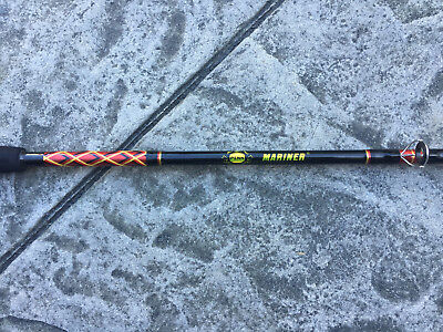 "Penn MARINER Fishing Rod MB1530C60 / 60"" / 15-30lb Line EXCELLENT CONDITION"