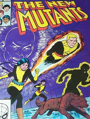 The New Mutants #1 (1983, Marvel) Issues 1 2 3 4 5 6 7 8 9 10 11 12 13 Annual 1