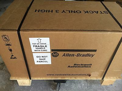 New Allen Bradley PowerFlex 753 VFD Drive 20F1AND156AN0NNNNN 125HP 2016 Model