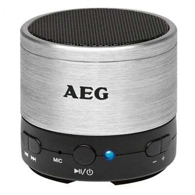 AEG Bluetooth Lautsprecher Speaker drahtlos wireless USB Sound Box BSS 4826