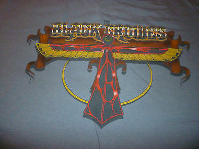 The Black Crowes Tour Shirt ( Used Size XL ) Rare &  very Nice Condition!!!