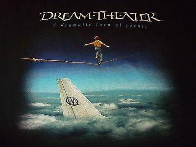 Dream Theater Tour Shirt ( Size 2XL ) Nice Condition!!!