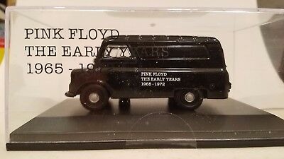 "Pink Floyd ""The Early Years"" Replica Bedford Van from V+A"