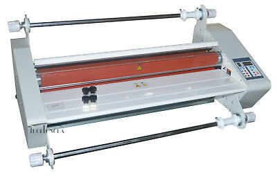 "25"" Thermal Laminator Doubel Side Hot/Cold Laminating 140F-320F High Temperature"