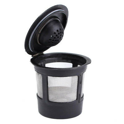 Reusable Single Cup For Keurig Solo Filter Pod K-Cup Coffee Stainless Mesh H6P9
