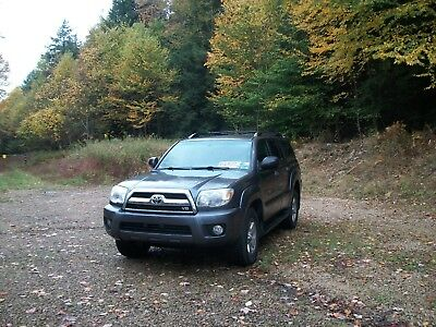 "2006 Toyota 4Runner SR5 2006 Toyota 4 runner SR5 V8  ""FLY IN DRIVE HOME NOT A FLOOD VEHICLE CLEAN TITLE"""