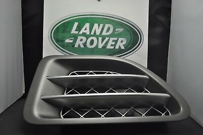 NEW OEM 06-09 Land Rover Range Rover Sport Left Fender Grille SUPERCHARGE TRIM